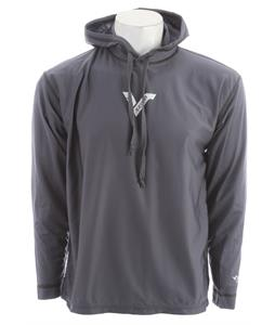 Victory Koredry Loose Fit Hoodie Rash Guard Grey