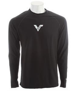 Victory Koredry Loose Fit L/S Rash Guard Black