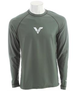 Victory Koredry Loose Fit L/S Rash Guard Green