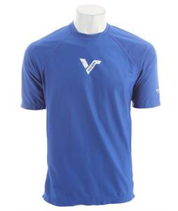 Victory Koredry Loose Fit Rash Guard Bright Blue
