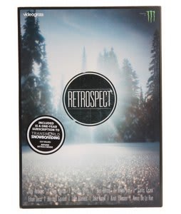 Videograss Retrospect Snowboard DVD