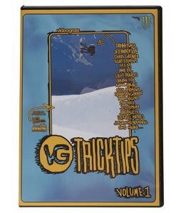 Videograss VG Trick Tips Snowboard DVD