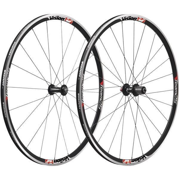 Vision Team 25 Shimano 11 Spd 20/24H Rb Wheelset