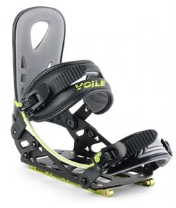 Voile Light Rail Splitboard Bindings Green