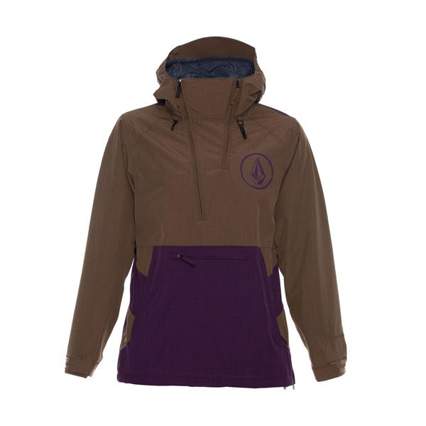 Volcom 20 Characters P/Over Snowboard Jacket