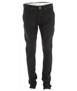 Volcom 2X4 Jeans Flex Black
