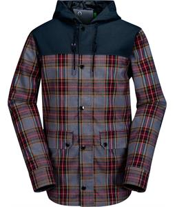 Volcom 2X4 Jacket Charcoal