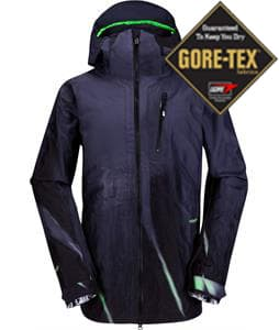 Volcom 3.5 TDS Gore-Tex Snowboard Jacket Tinted Black