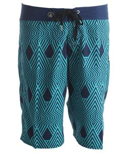 Volcom 45th St Boardshorts Vintage Navy