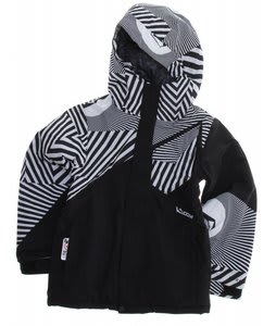 Volcom Ace Insulated Snowboard Jacket Black