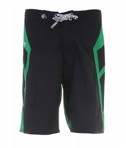 Volcom Actuator Mod Boardshorts Green
