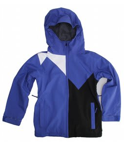 Volcom Airship Insulated Jacket Strobe Blue