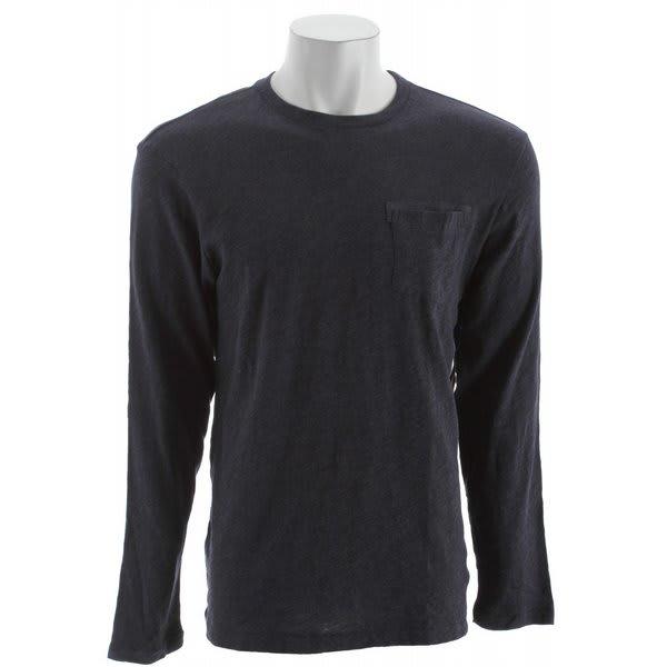 Volcom Albury L/S Slub Heather Shirt