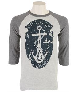 Volcom Anchor V Raglan Grey