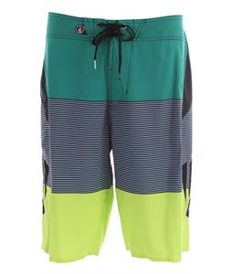 Volcom Annihilator Blakey Boardshorts Scrubs Green