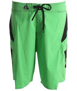 Volcom Annihilator Solid Boardshorts Neon Lime