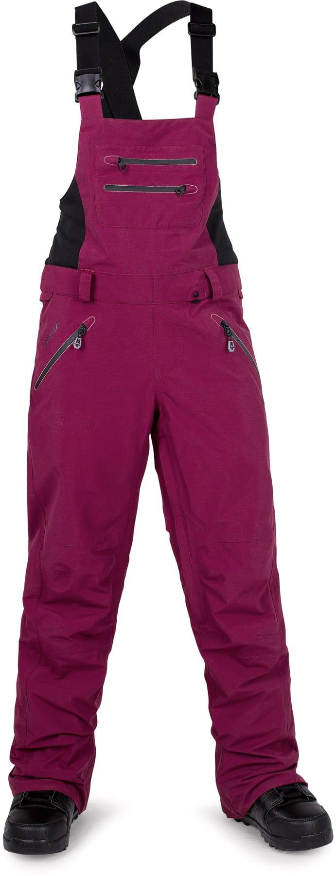 On Sale Volcom Arica Gore Tex Overall Bib Snowboard Pants