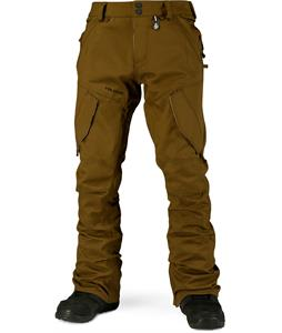 Volcom Articulated Snowboard Pants Teak