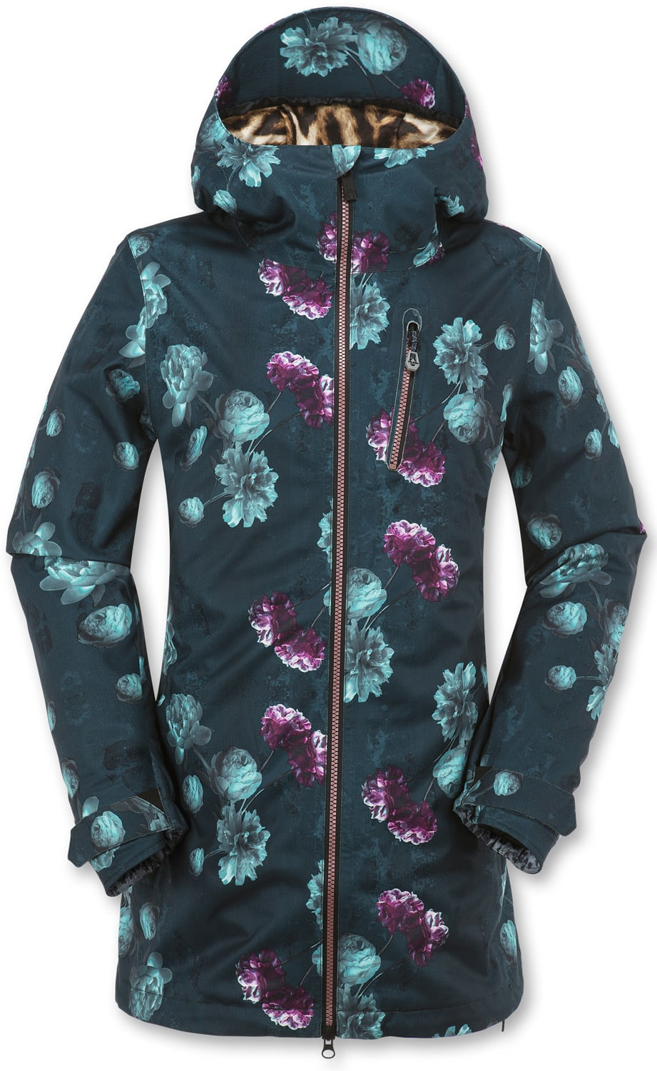 on sale volcom astrid gore tex snowboard jacket womens up to 45 off. Black Bedroom Furniture Sets. Home Design Ideas