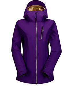 Volcom Astrid Goretex Snowboard Jacket Violet