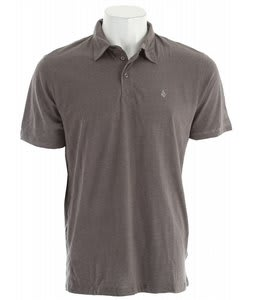 Volcom Bangin Polo Dark Grey Heather