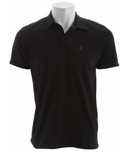 Volcom Bangout Polo Shirt Black