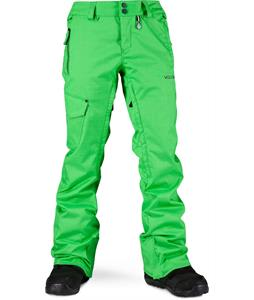 Volcom Barrel Snowboard Pants Apple