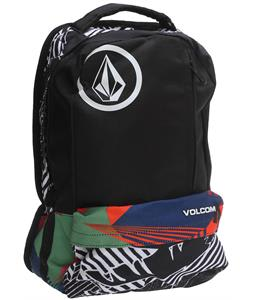Volcom Basis Backpack Teal Green 18L