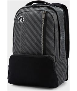 Volcom Basis Canvas Backpack Black 20L