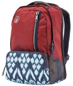 Volcom Basis Polyester Backpack Burnt Sienna 20L