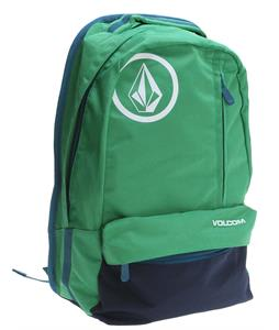 Volcom Basis Solid Polyester Backpack