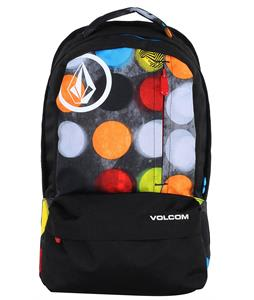 Volcom Basis Printed Polyester Backpack