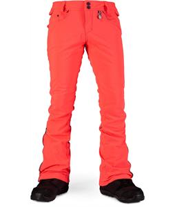 Volcom Battle Stretch Snowboard Pants Firecracker