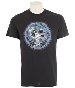Volcom Bedouin Skate T-Shirt Black