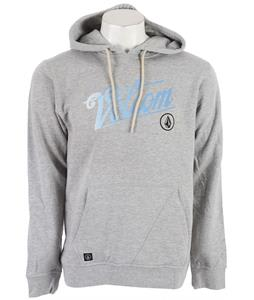 Volcom Beere Hoodie Heather Grey