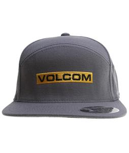 Volcom Big Broha Cap Grey