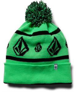 Volcom Big Stone Beanie Electric Green