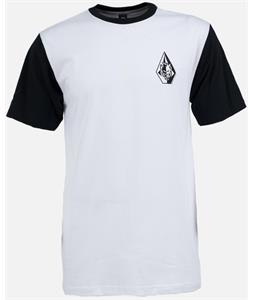 Volcom Big Head Stone T-Shirt White