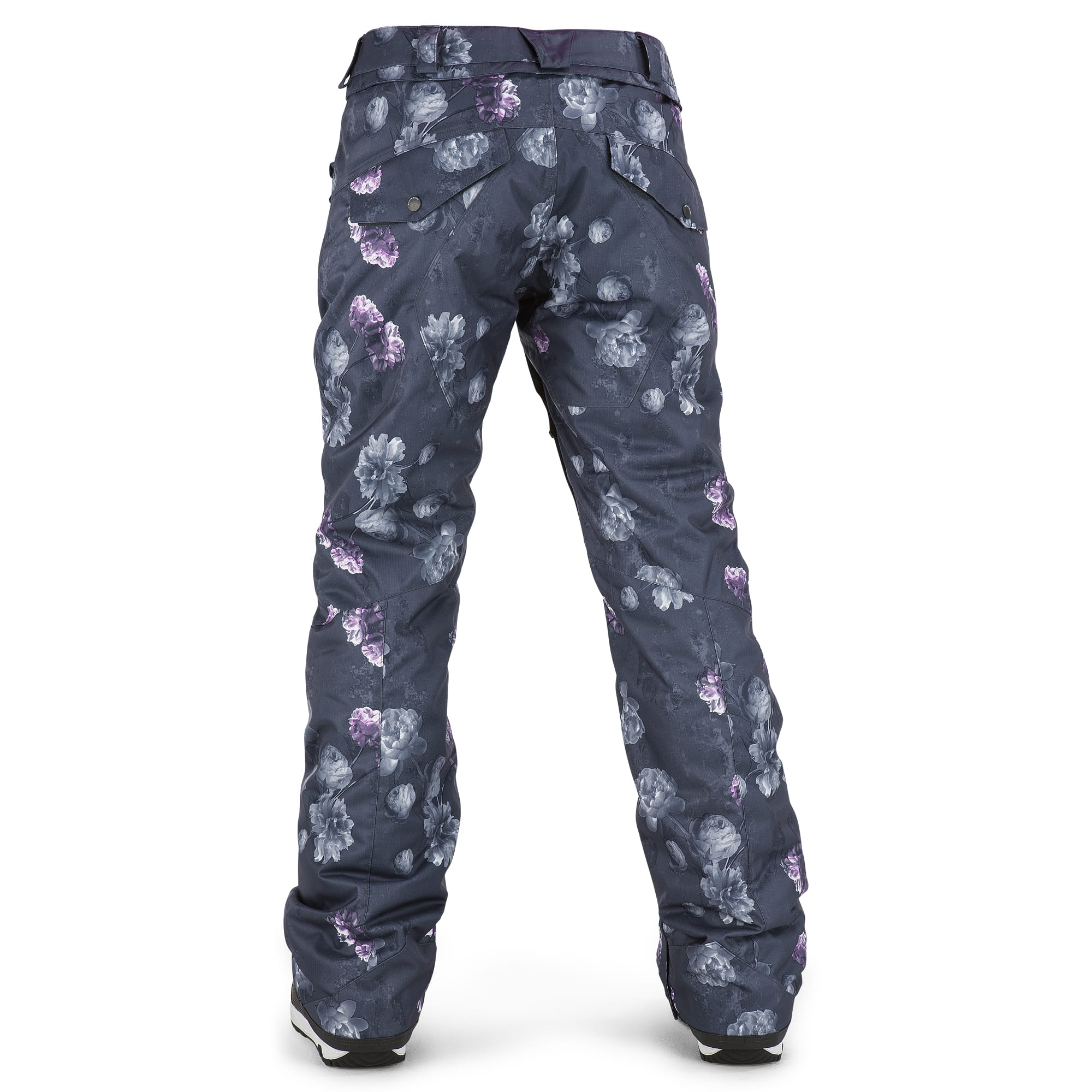 On Sale Volcom Birch Insulated Snowboard Pants Womens Up