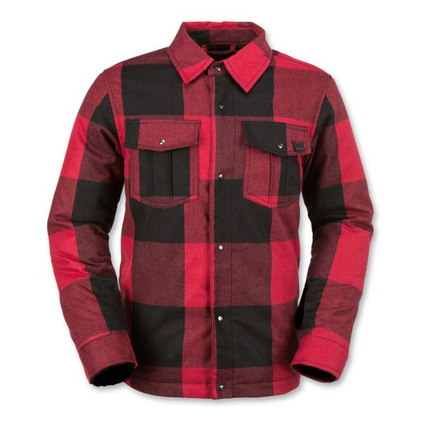 Volcom Bison Ins. Flannel Jacket