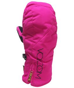 Volcom Bistro Mittens Pink