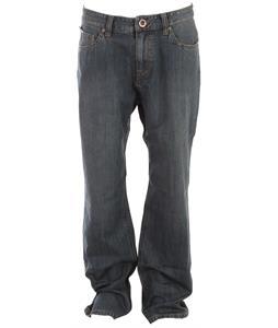 Volcom Blackbart Jeans Los Dos Tintos