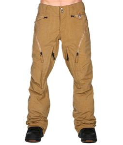 Volcom Blackout Snowboard Pants Walnut