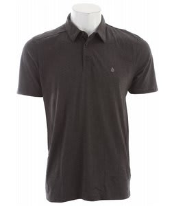 Volcom Blackout Polo Tinted Black