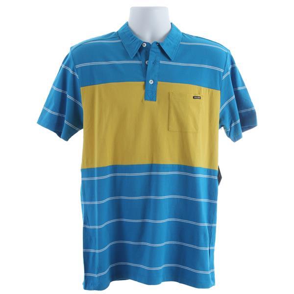 Volcom Blackout Stripe Polo Shirt