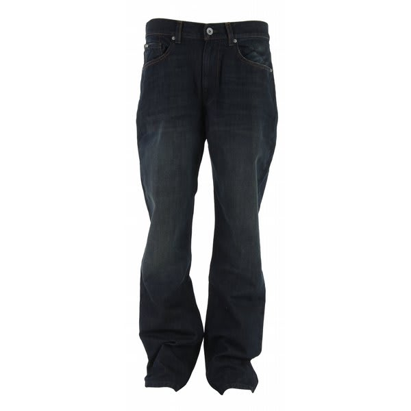 Volcom Black Zip Jeans