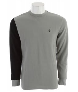 Volcom Block L/S Thermal Silver