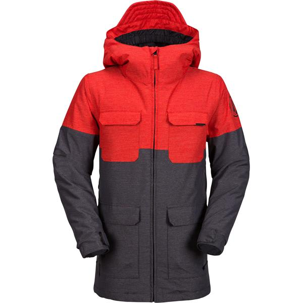 Volcom Blocked Insulated Snowboard Jacket