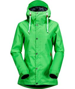 Volcom Bolt Ins Snowboard Jacket Apple
