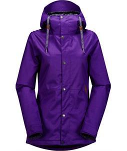 Volcom Bolt Ins Snowboard Jacket Violet